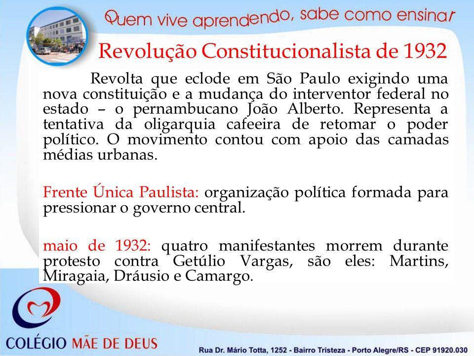 Revolução Constitucionalista de 1932