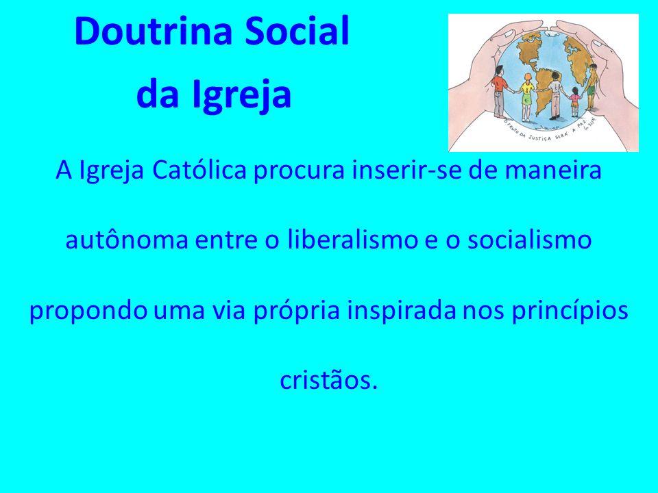 da Igreja Doutrina Social