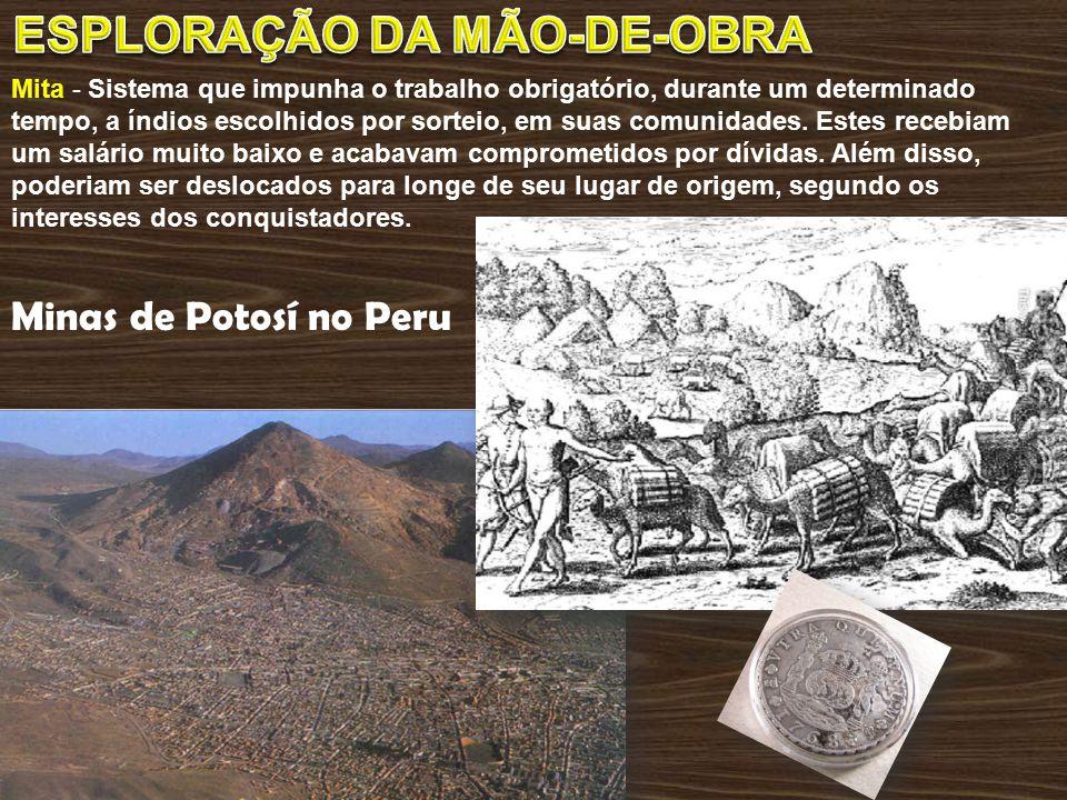 ESPLORAÇÃO DA MÃO-DE-OBRA