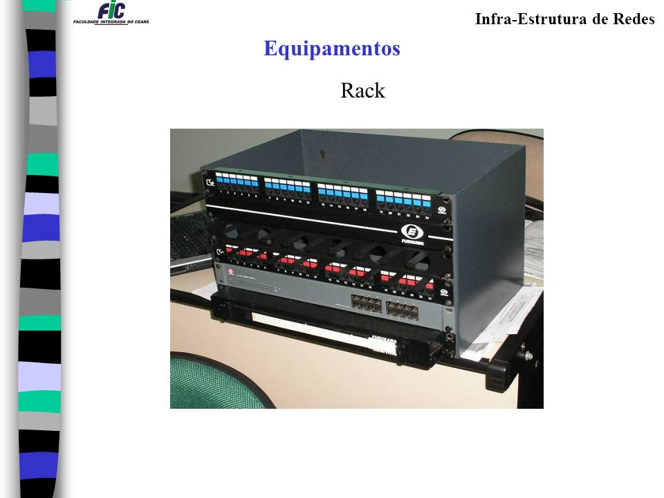 Equipamentos Rack