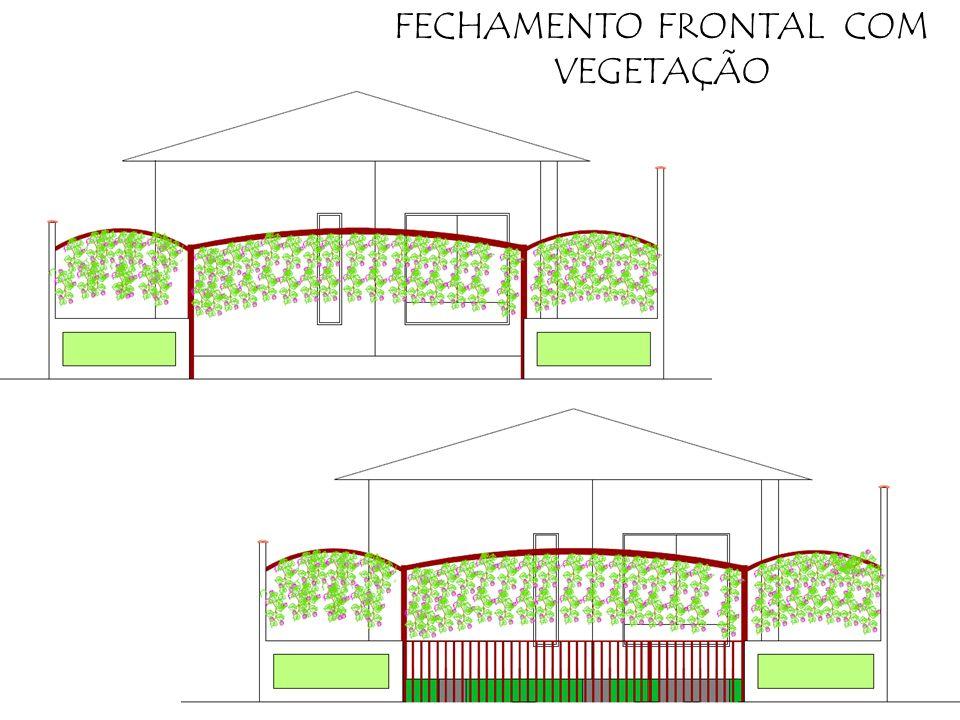 FECHAMENTO FRONTAL COM VEGETAÇÃO