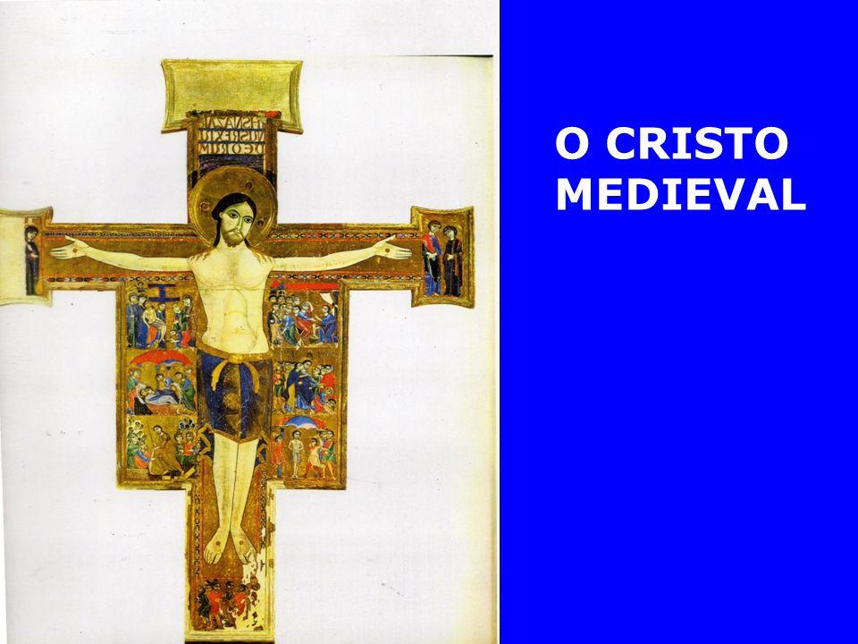 O CRISTO MEDIEVAL