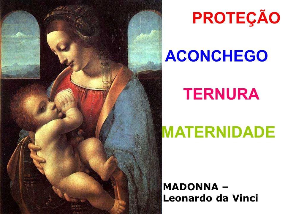 PROTEÇÃO ACONCHEGO TERNURA MATERNIDADE