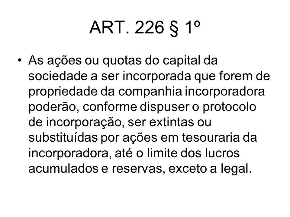 ART. 226 § 1º