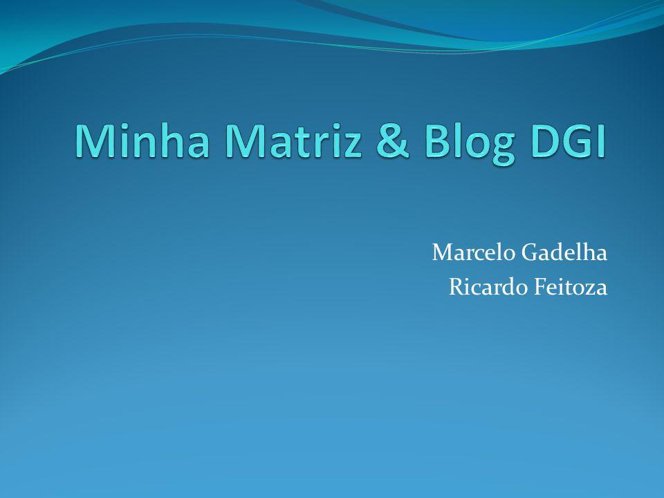 Marcelo Gadelha Ricardo Feitoza