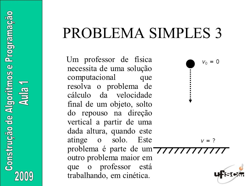 PROBLEMA SIMPLES 3