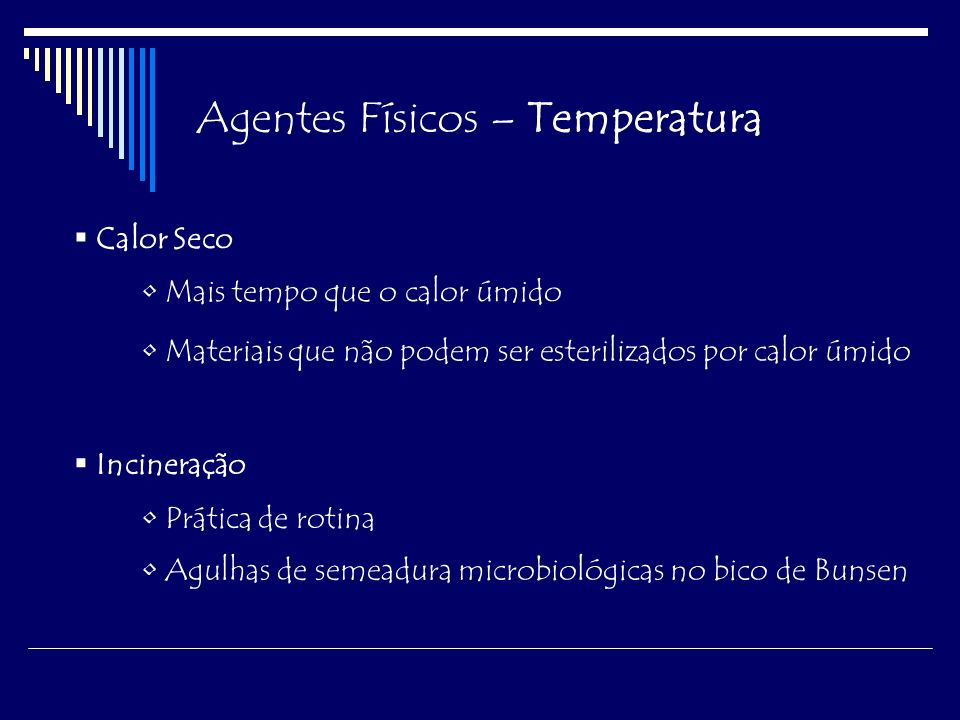 Agentes Físicos – Temperatura