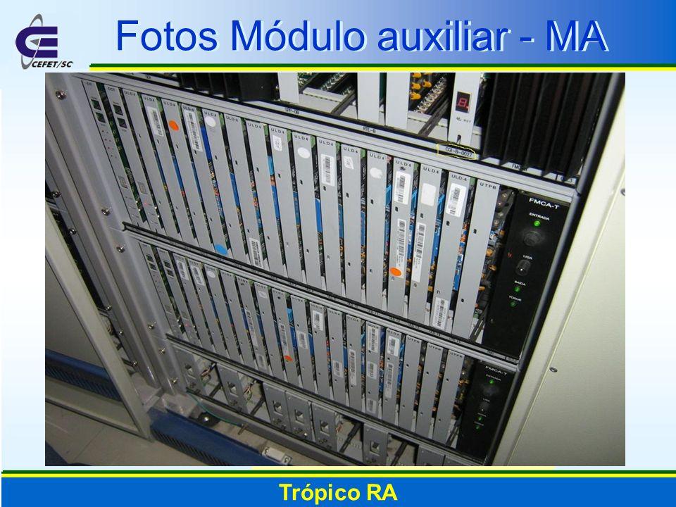 Fotos Módulo auxiliar - MA