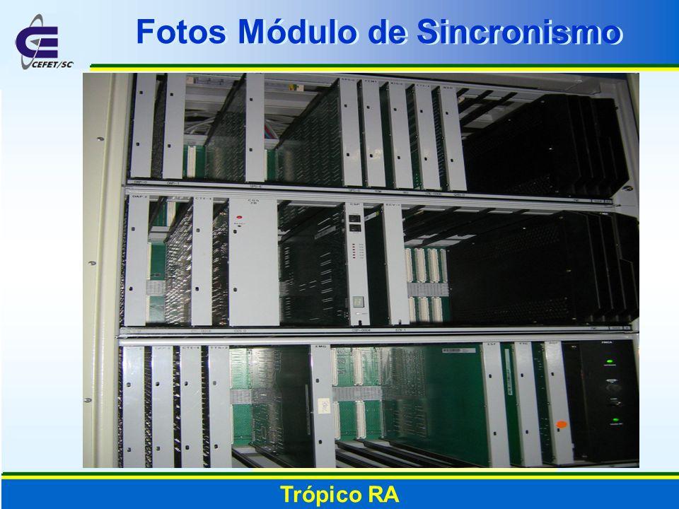 Fotos Módulo de Sincronismo