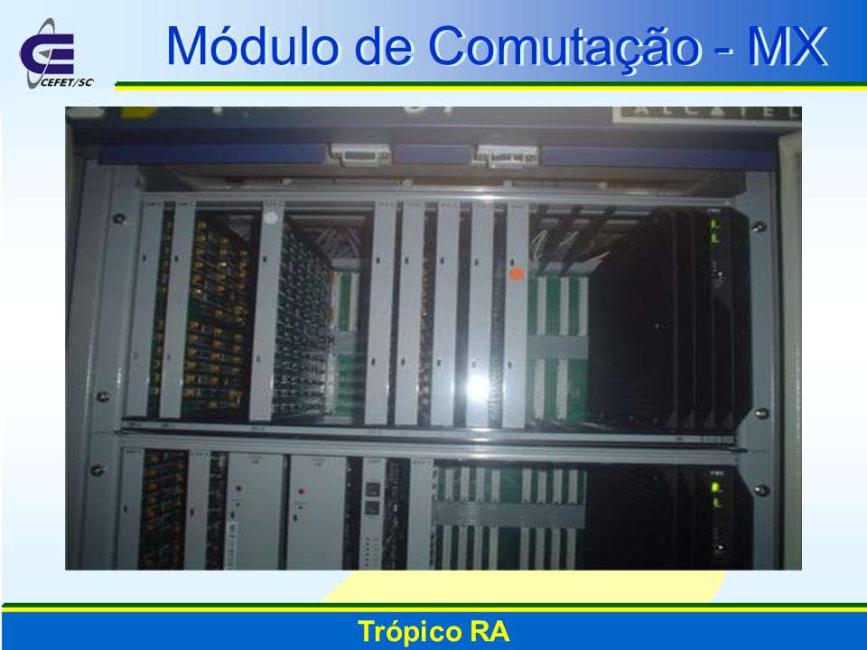 Módulo de Comutação - MX