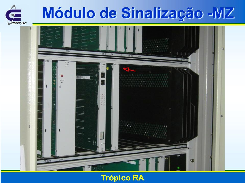 Módulo de Sinalização -MZ