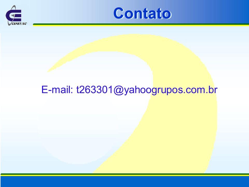 E-mail: t263301@yahoogrupos.com.br