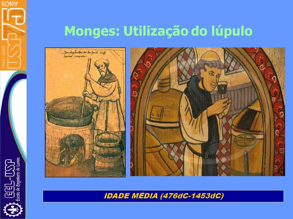 Monges: Utilização do lúpulo