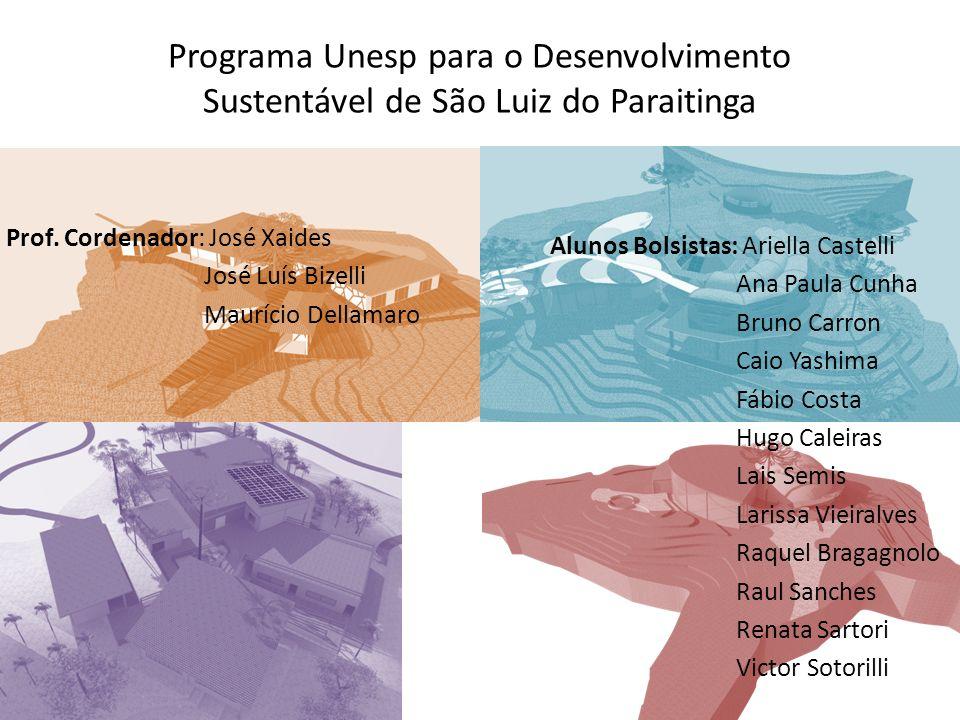 Prof. Cordenador: José Xaides José Luís Bizelli Maurício Dellamaro