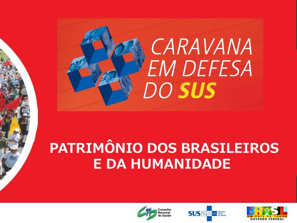 PATRIMÔNIO DOS BRASILEIROS