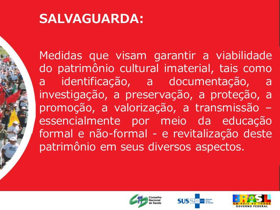 SALVAGUARDA: