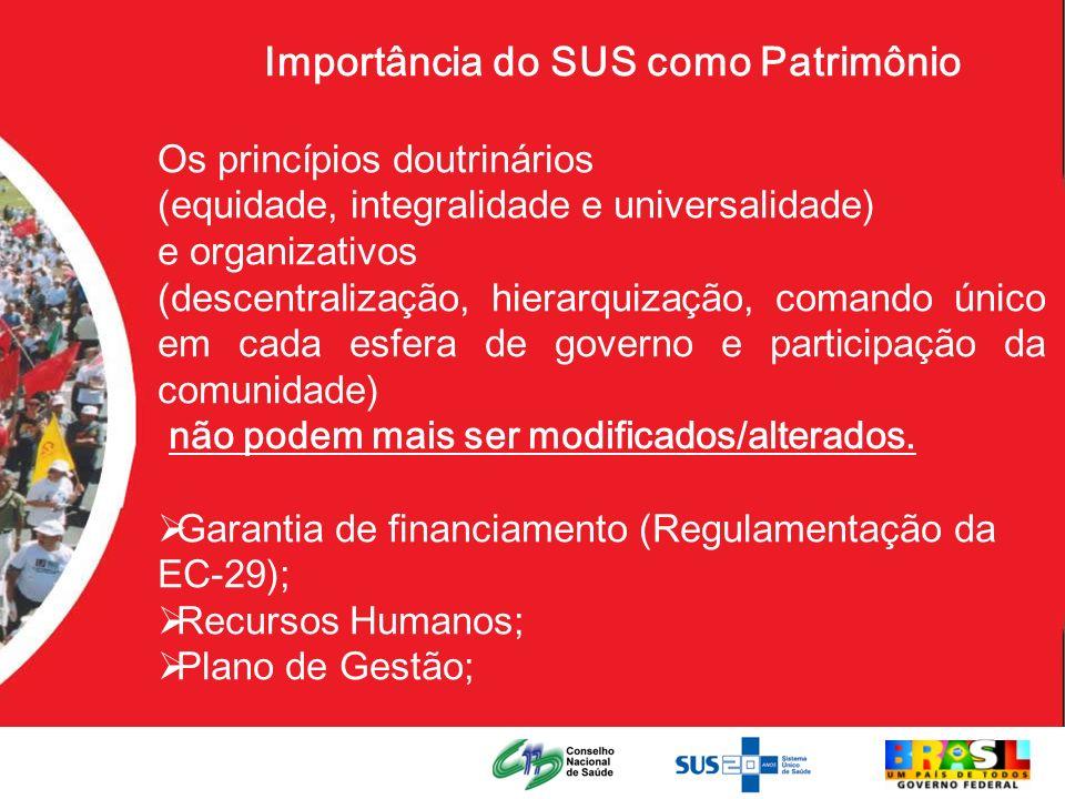 Os princípios doutrinários (equidade, integralidade e universalidade)