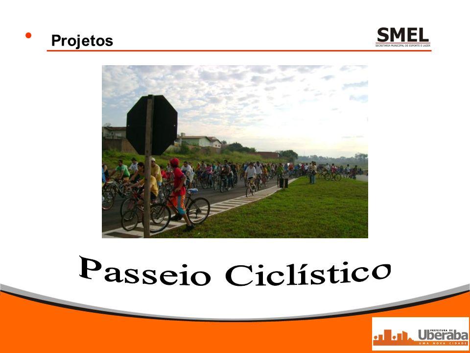 Projetos Passeio Ciclístico