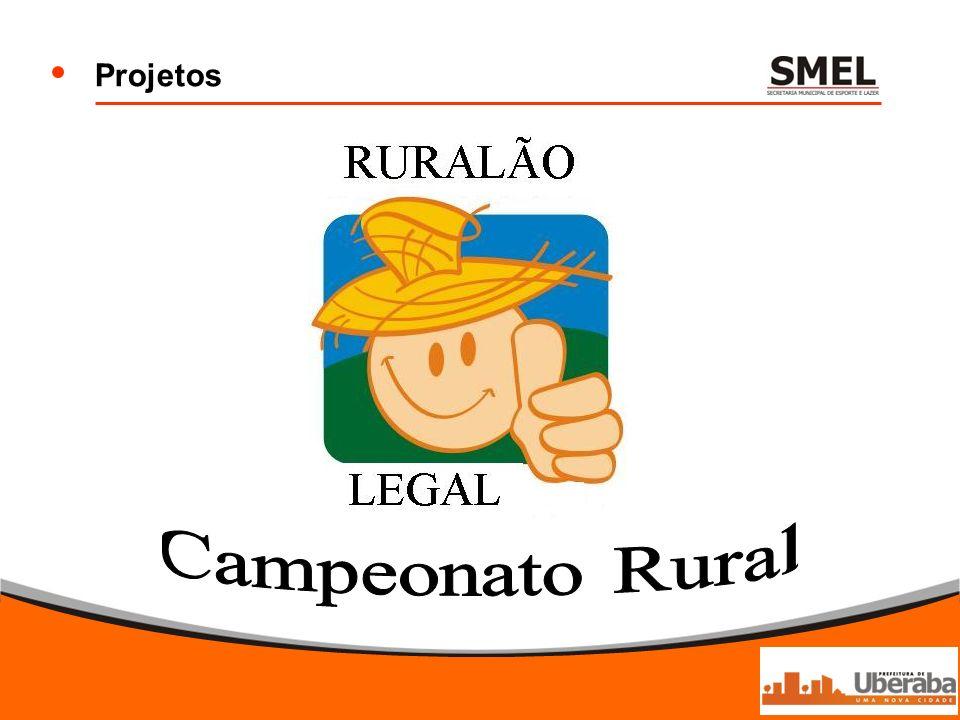 Projetos Campeonato Rural