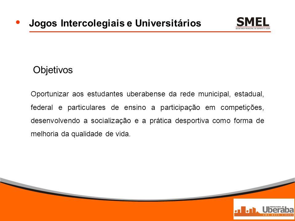 Jogos Intercolegiais e Universitários