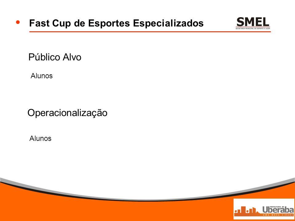 Fast Cup de Esportes Especializados