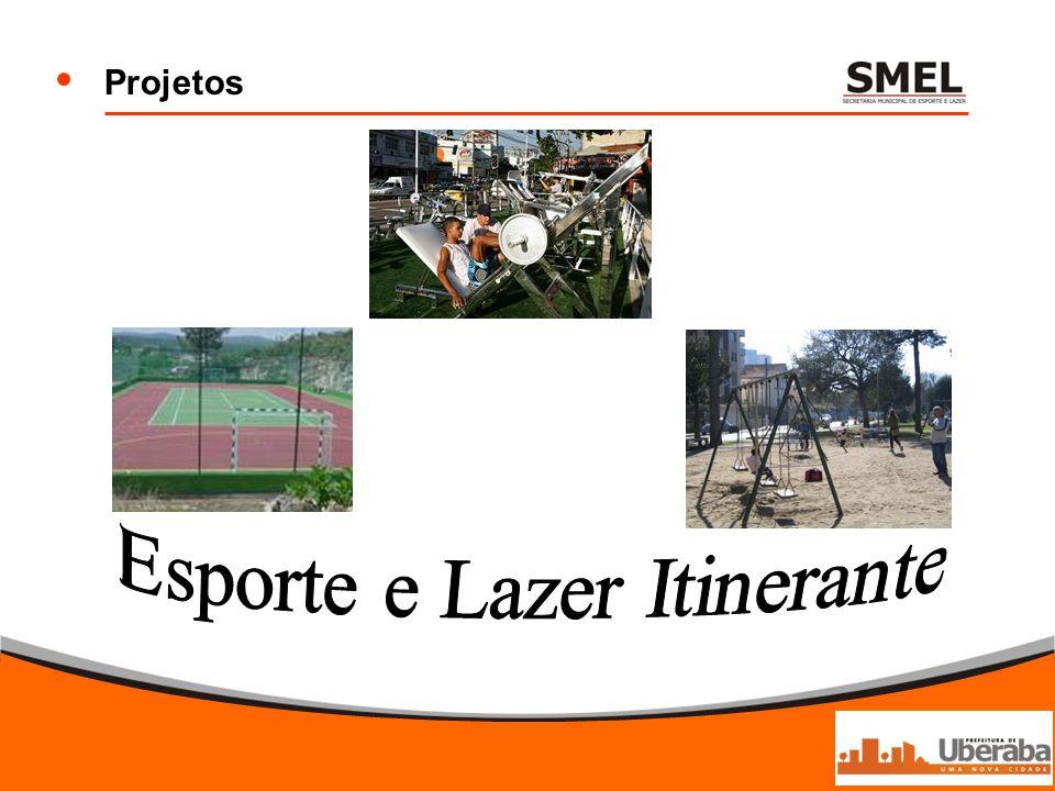 Esporte e Lazer Itinerante