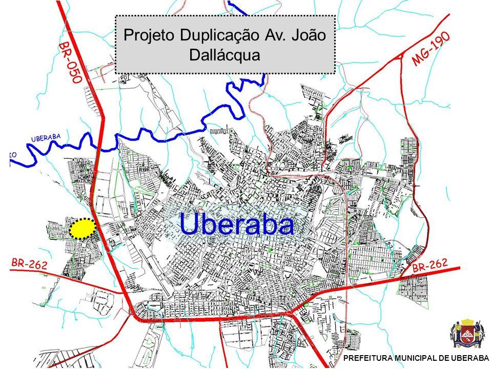 Projeto Duplicação Av. João Dallácqua
