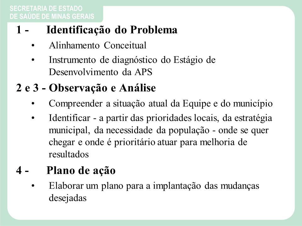 1 - Identificação do Problema