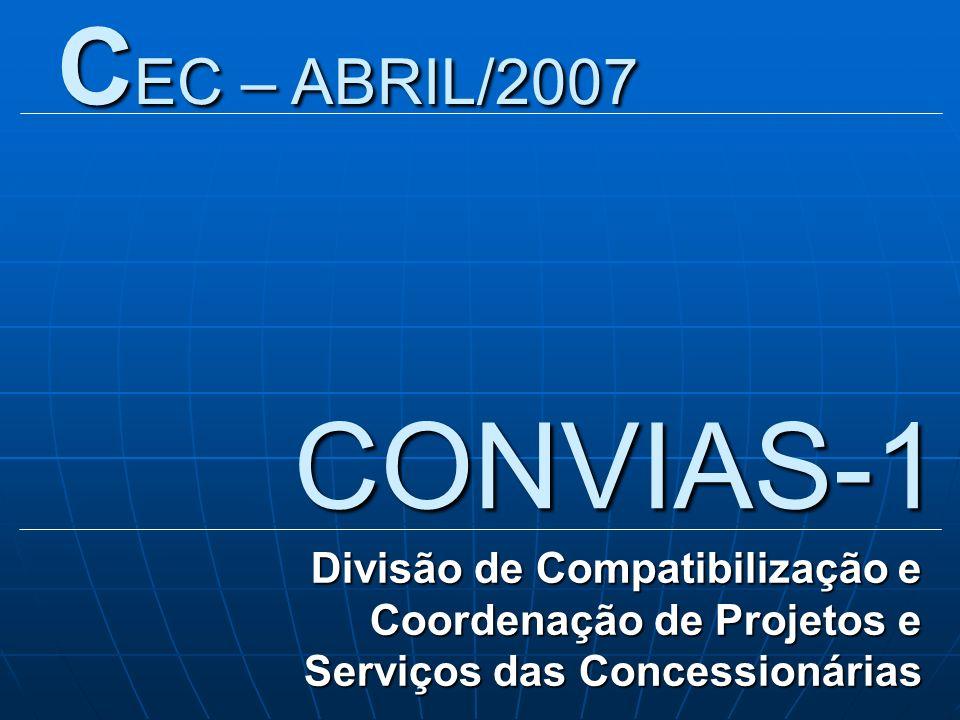 CEC – ABRIL/2007CONVIAS-1.