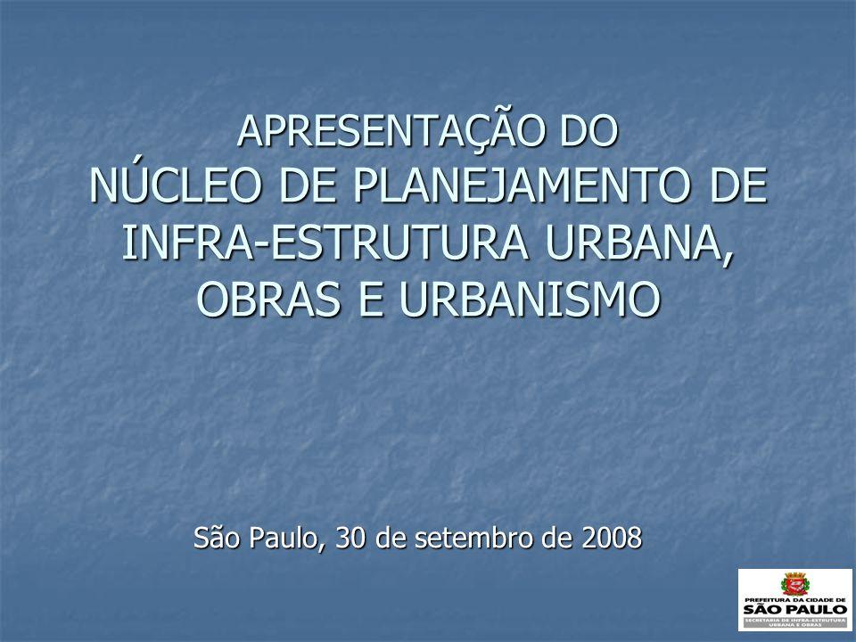São Paulo, 30 de setembro de 2008
