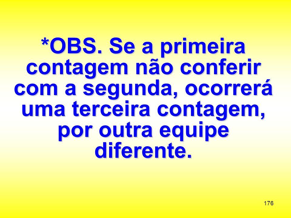 *OBS.