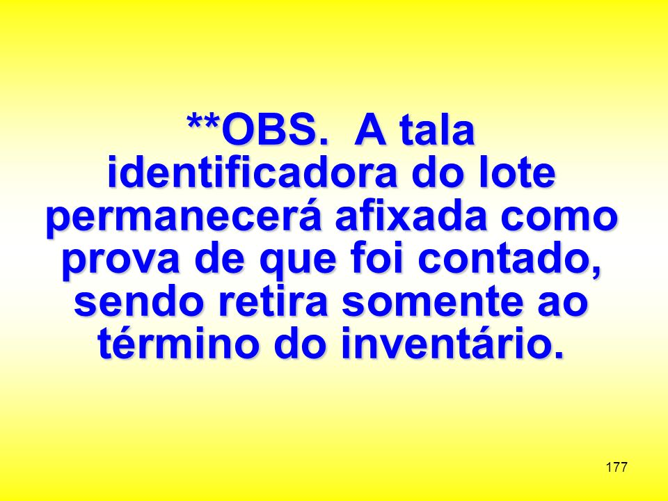**OBS.