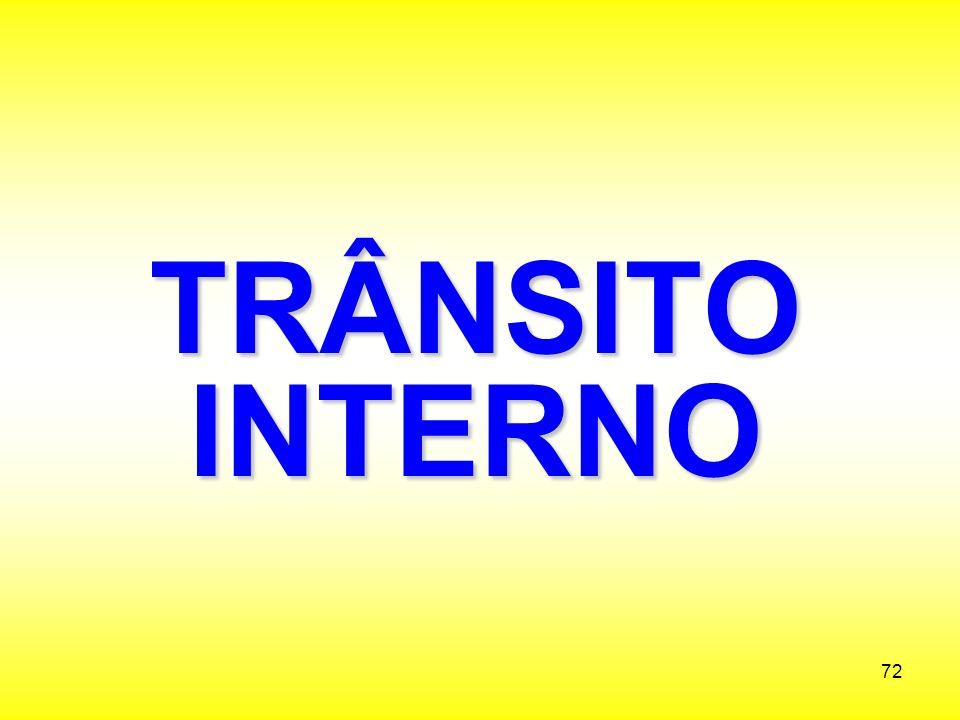TRÂNSITO INTERNO