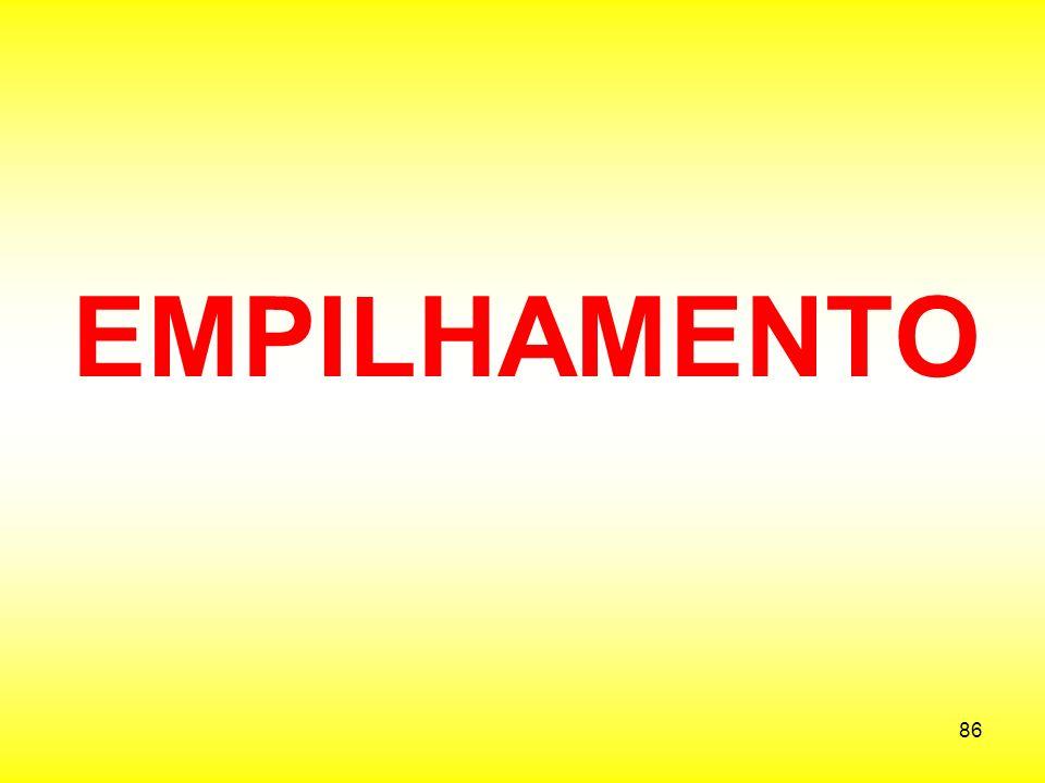 EMPILHAMENTO