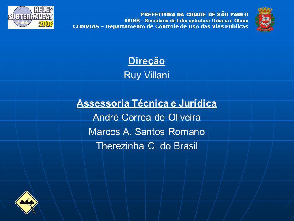 Assessoria Técnica e Jurídica
