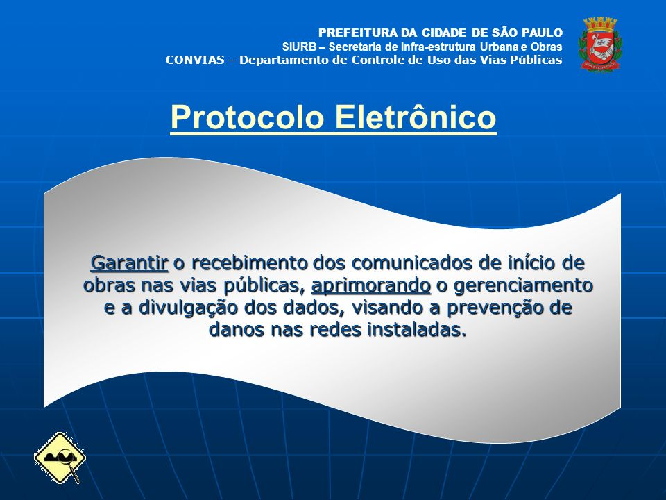Protocolo Eletrônico