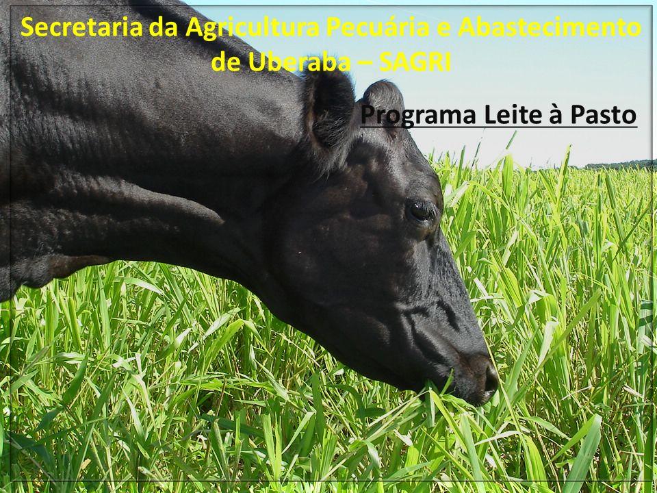 Secretaria da Agricultura Pecuária e Abastecimento de Uberaba – SAGRI