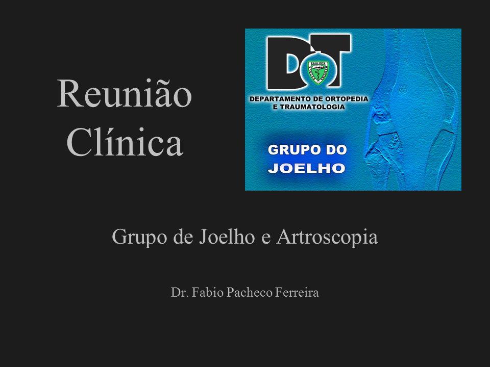Grupo de Joelho e Artroscopia Dr. Fabio Pacheco Ferreira