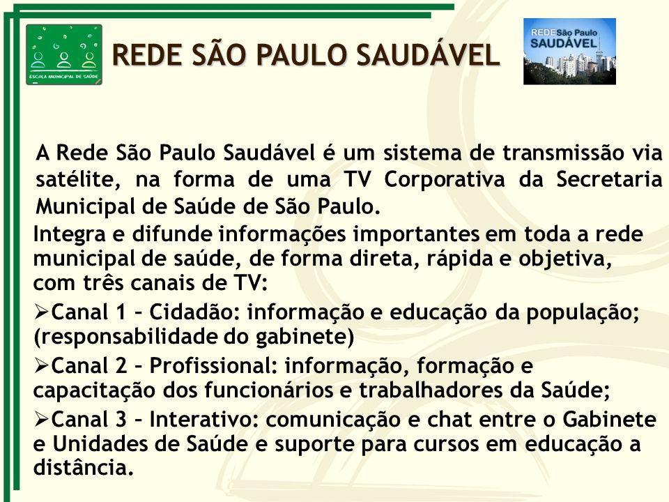 REDE SÃO PAULO SAUDÁVEL