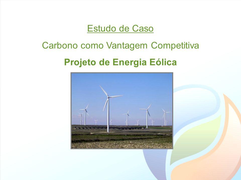 Projeto de Energia Eólica Desafios dos Projetos de Crédito de Carbono
