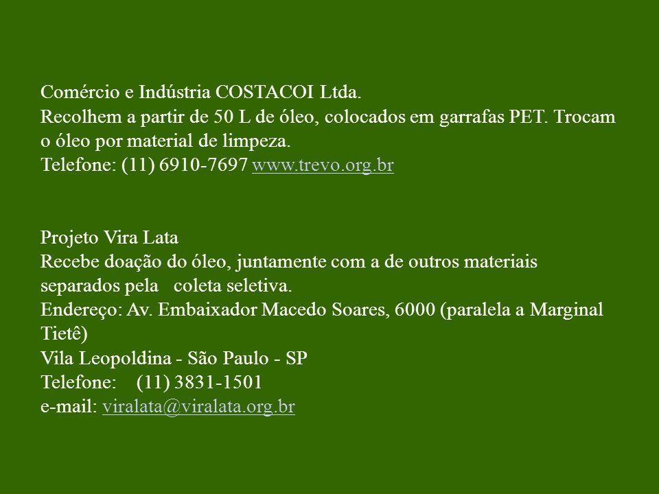 Comércio e Indústria COSTACOI Ltda