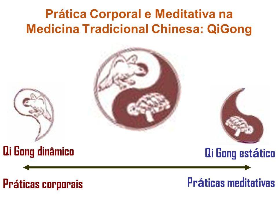Prática Corporal e Meditativa na Medicina Tradicional Chinesa: QiGong