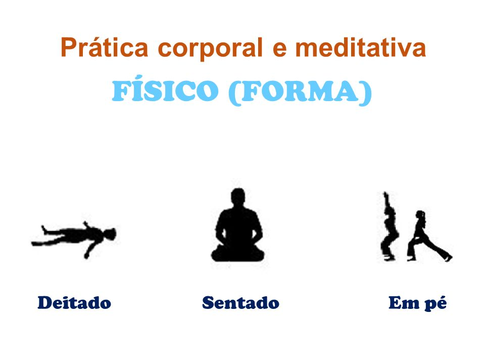 Prática corporal e meditativa