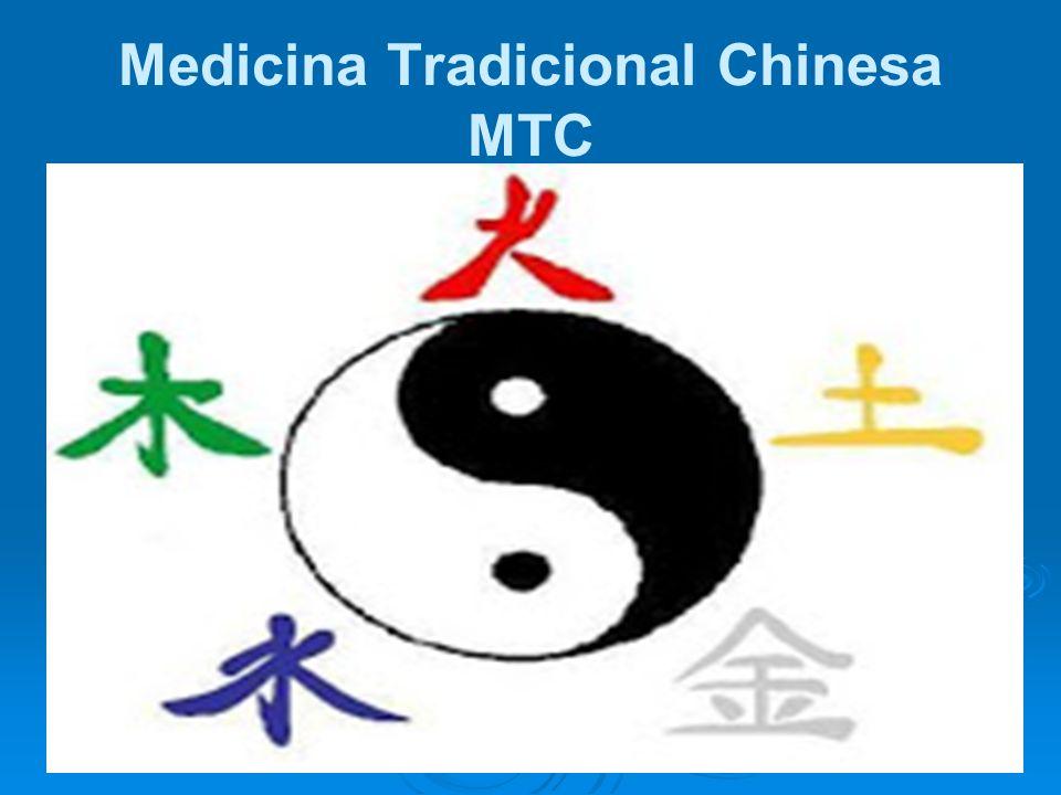 Medicina Tradicional Chinesa MTC