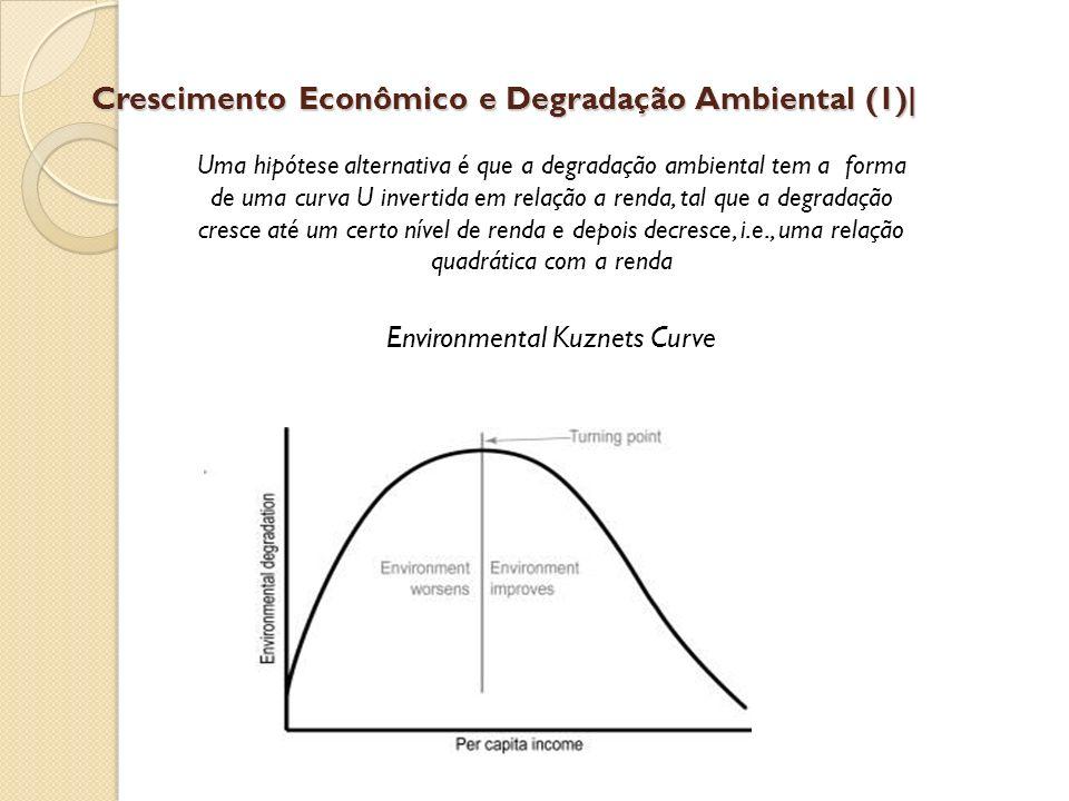 Crescimento Econômico e Degradação Ambiental (1)|