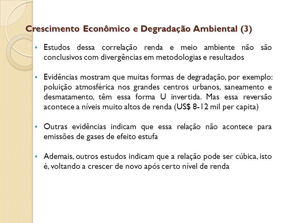 Crescimento Econômico e Degradação Ambiental (3)