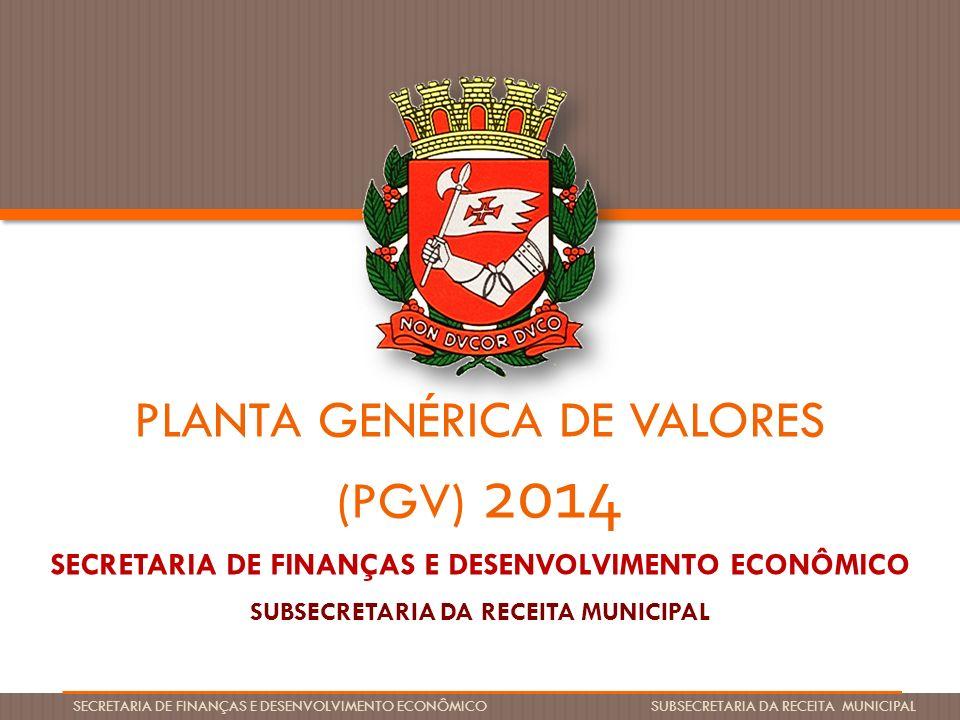PLANTA GENÉRICA DE VALORES (PGV) 2014