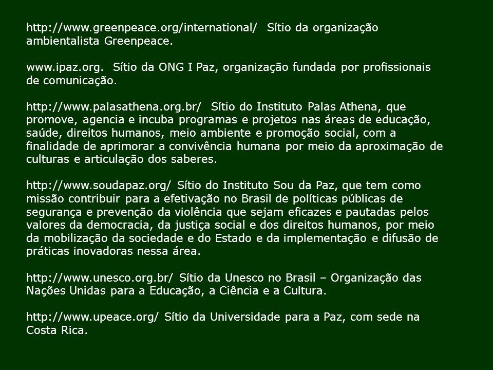 http://www. greenpeace