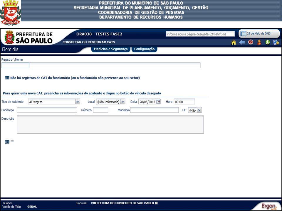 29 29 PREFEITURA DO MUNICÍPIO DE SÃO PAULO