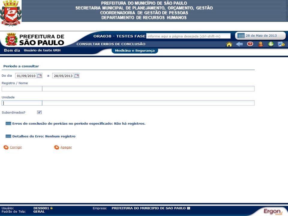 33 33 PREFEITURA DO MUNICÍPIO DE SÃO PAULO